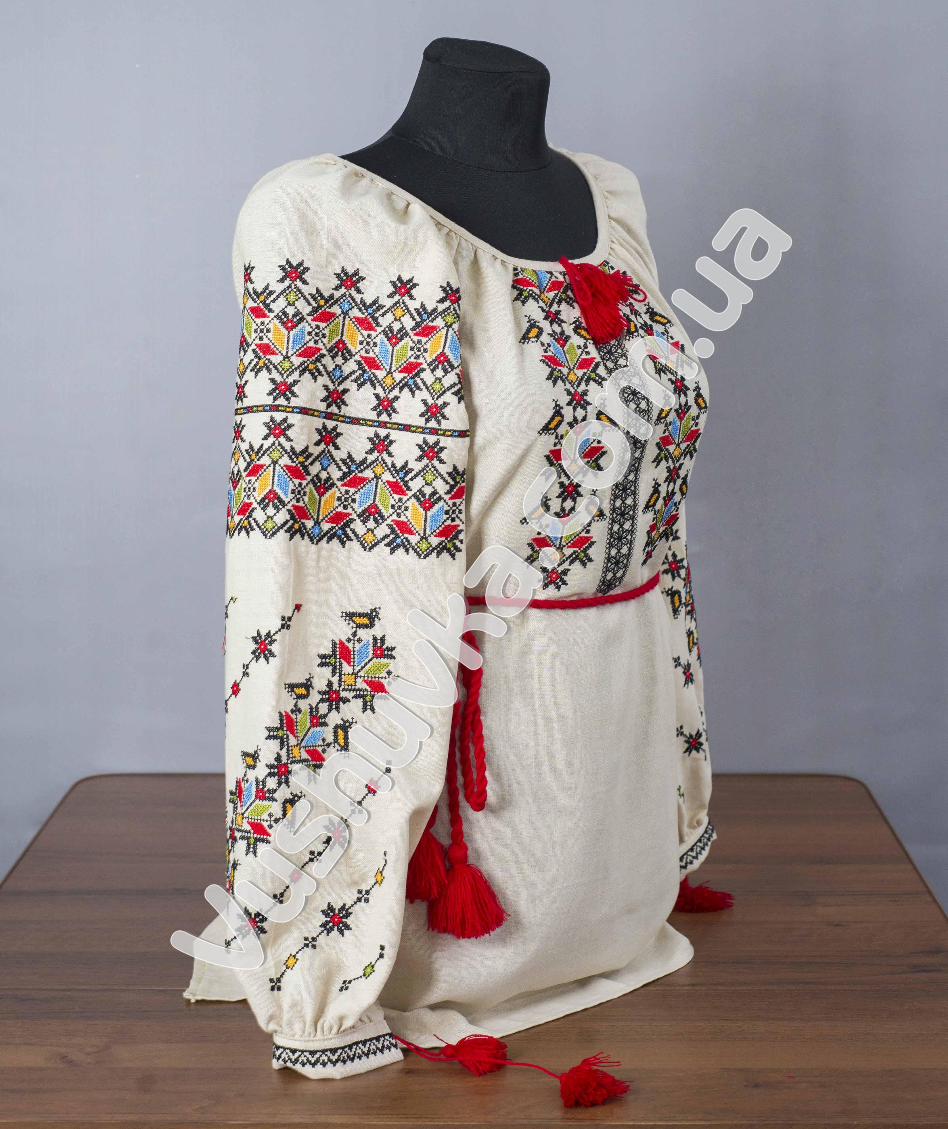 Вишита сорочка (арт. 2039) • купити в Україні e8db5f1f76f6c