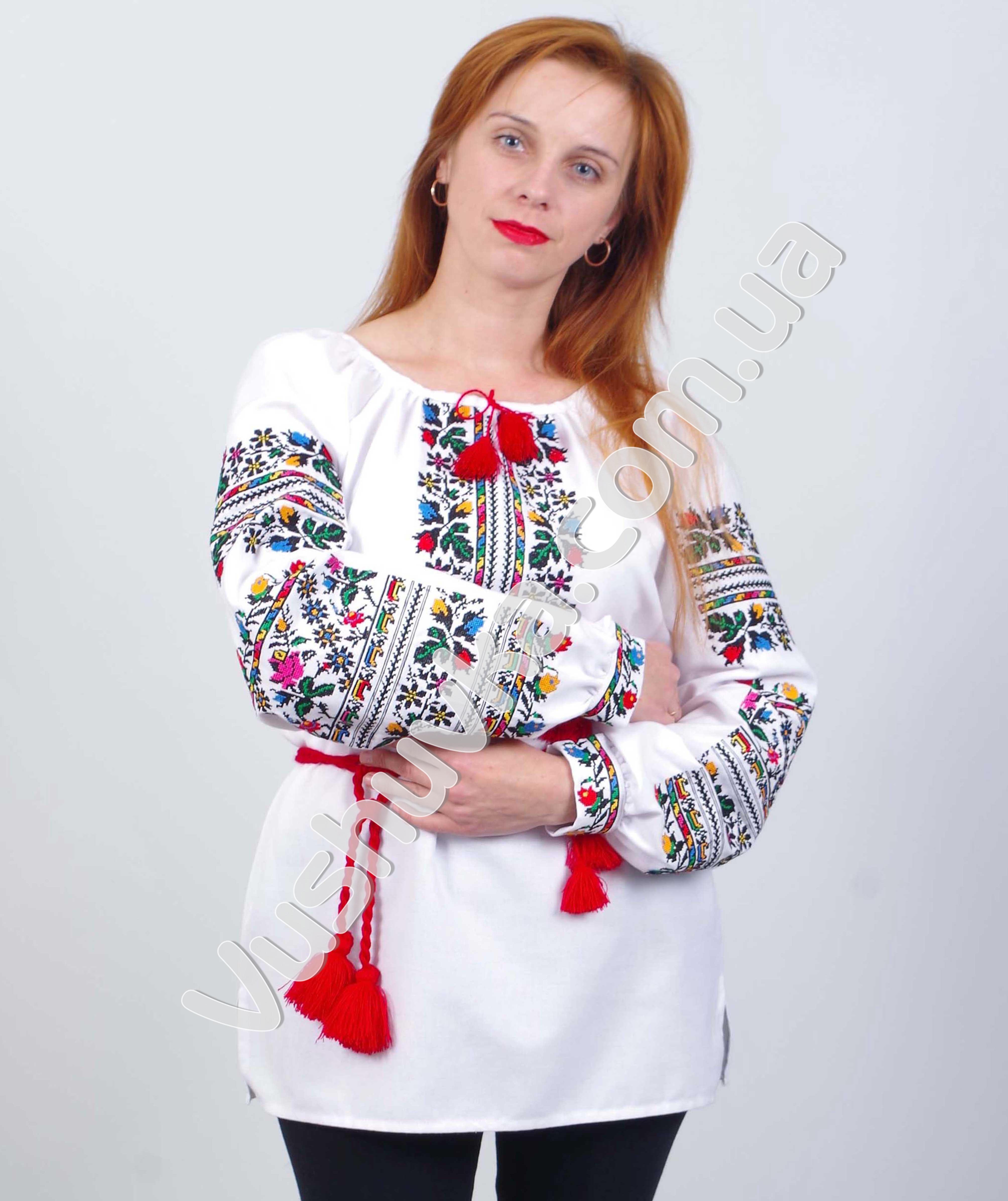 Вишита сорочка (арт. 2051) • купити в Україні 8bc8d1d4a17fd