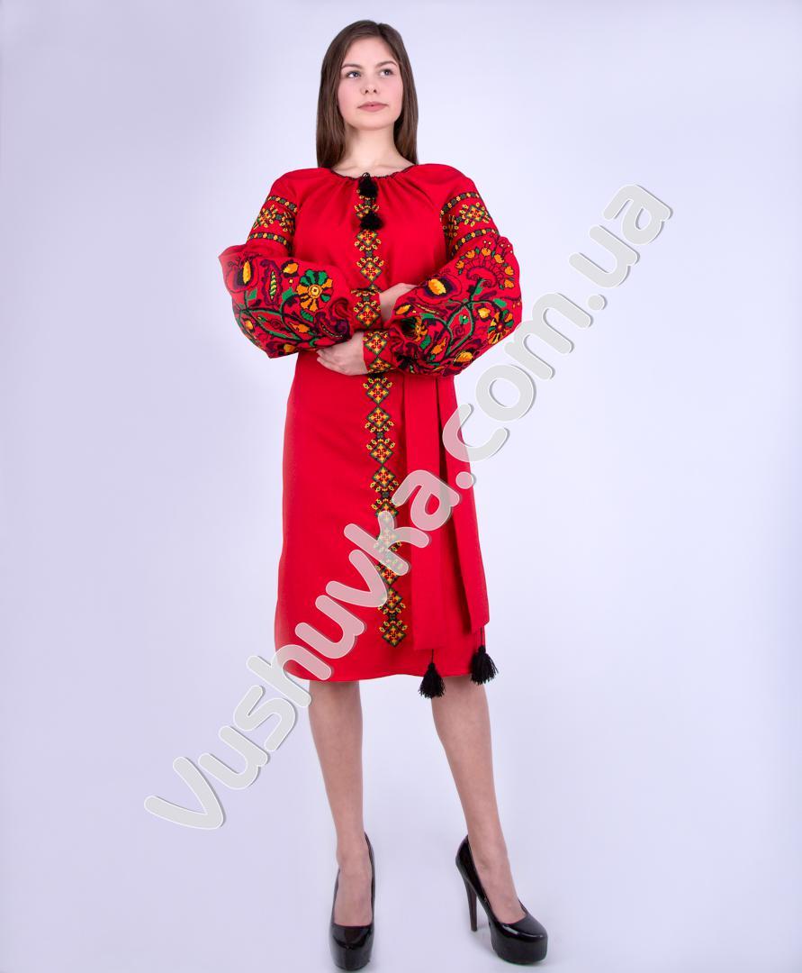 Вишита сукня (арт. 1068) • купити в Україні 2b6f1d8685a0c