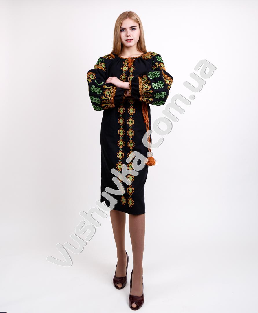 Вишита сукня (арт. 1072) • купити в Україні 2d7ef680490c0