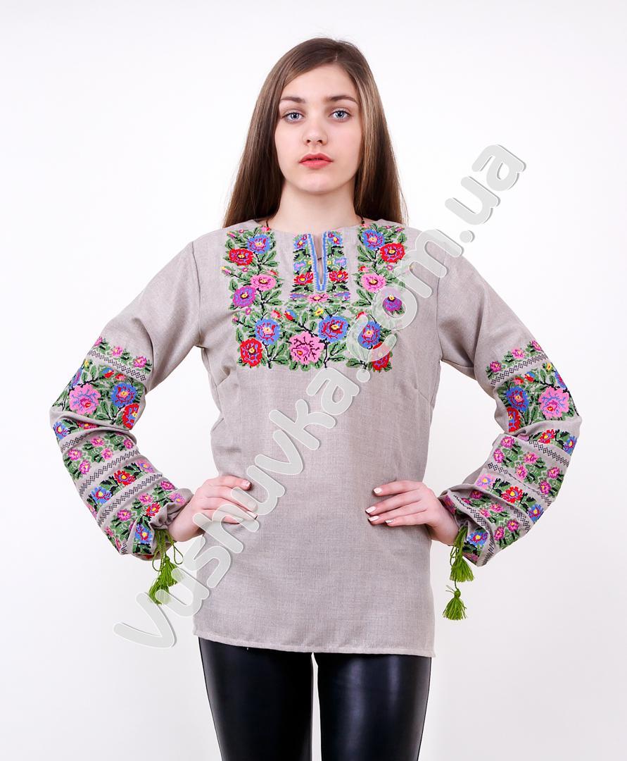 Вишита сорочка (арт. 20102) • купити в Україні 5c3f67c86a283